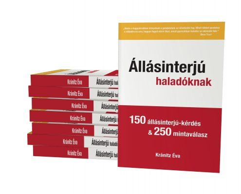 Állásinterjú könyv